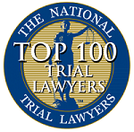 THE NATIONAL TRAIL LAWYERS, TOP 100 TRIAL LAWYERS